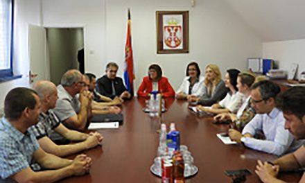Obisk predsednice Narodne skupščine R. Srbije Maje Gojković