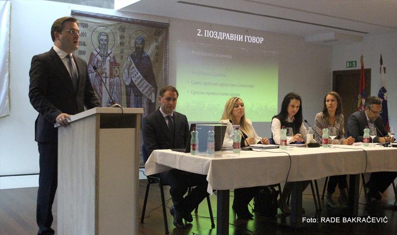 Ustanovna skupščina Zveze Srbov Slovenije