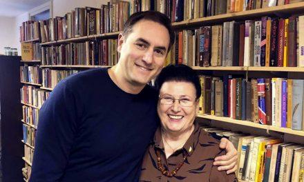 Српска Библиотека Михајло Пупин – Љубљана