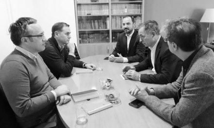 Посета Српском народном већу у Загребу