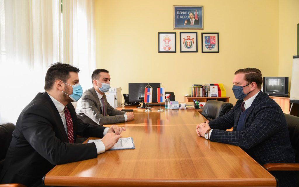 Јачање сарадње са Србима из Словеније