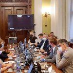 Održana šesta sednica Odbora za dijasporu i Srbe u regionu